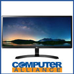 "29"" LG 29UM59A-P UltraWide IPS LED Monitor $299.05 Delivered from Computer Aliance eBay"