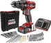 Ozito Power X Change 18V Compact Drill Driver Kit with 71 Accessories $69 (Was $119) @ Bunnings Warehouse