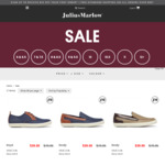 Julius Marlow - Selected JM Shoes from $39