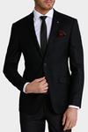 30%+ off Wolf Kanat 'Blue Plain' or 'Black Autograf' Super 120 Wool Suit Jacket $190 Delivered, Suit Trousers $84.30 @ Myer