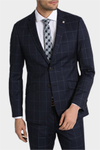 (Limited Stock) 52.5% off Wolf Kanat Black 'Large Check' 100% Wool Suit Jacket $177.97 Delivered, Suit Trousers $83.47 @ Myer