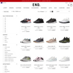 Extra 15% off Sale Items @ ENDclothing