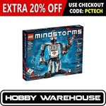 LEGO 31313 Mindstorms EV3 Robot - $325.20 Delivered - Hobby Warehouse eBay
