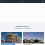 [VIC] $20 off @ Desanctuary Apartments Melbourne (Minimum 2 Nights)