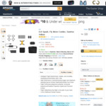 DJI Spark Fly More Combo - Sunrise Yellow USD $485 (AUD $624) Delivered @ Amazon