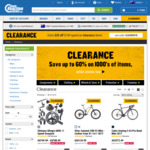 Extra $20 off Clearance Items at Chain Reaction Cycles for Items over $149 (Eg Oakley Jawbreaker Sunglassess $149.99 Delivered)