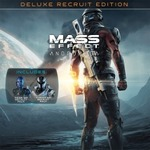 [PS4] Mass Effect : Andromeda – Deluxe Recruit Edition $14.95 (Was $69.95), Standard Recruit Edition $11.95 @ PlayStation