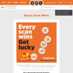 Instant Win 2x, 3x, 10x, 10,000 or 20,000 Bonus Rewards Points [Shop @ BWS]