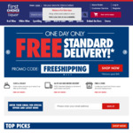 Free Standard Shipping When You Spend $40 at First Choice Liquor Online