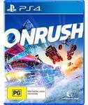 Onrush [PS4/XB1] $59 @ JB HI-FI