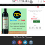 Possingham & Summers Signature Shiraz 2014 for $151.20/Dozen (Normally $540/Dozen) (Delivered) @ Skye Cellars