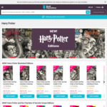 40% to 60% off - Harry Potter Books/Audiobooks/Box Sets - Free Delivery @ Book Depository