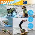 Pet Swimming Life Jacket Coupon US $2 off $12 (~AU $2.79 off $16.72) @ PAWZ Road via AliExpress