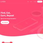 [VIC] $10 Liven Cash with Minimum of $20 Spend @ Royal Stack Burger via Liven App