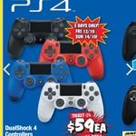 PS4 DualShock 4 Controller $59 @ JB Hi-Fi
