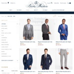 40% off Sitewide (e.g. Suit $298.80, RRP $999) + Free Shipping @ Brooks Brothers