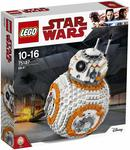 LEGO Star Wars BB-8 75187 Playset Toy $74, Porg $59, Pirate Roller Coaster $53, Seagate 2TB $75 Delivered @ Amazon AU