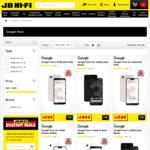 Pixel 3 $699, Pixel 3 XL 64GB $849 ($500 off) on Telstra $55/Month (24 Months) 80GB Data & Unlim Talk/Txt @ JB Hi-Fi (Port-in)