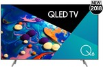 "Samsung 55"" QA55Q6FNA Q6 4K Ultra HD QLED Smart TV $1488 @ Harvey Norman"