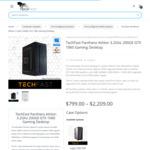 Panthera Athlon 200GE GTX 1060 Gaming Desktop $599 (Option to Upgrade to Ryzen 3 2200G for $79) @ Tech Fast