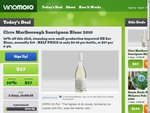 50% off Cirro Marlborough Sauvignon Blanc 2010