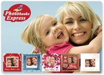 Pay $34 for a personalised 90-page Photobook, valued at $126 from PhotoBooks Express (VIC)