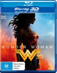 Wonder Woman (2017) (3D Blu-Ray/Blu-Ray) $10 at Amazon (Free Delivery with Prime)
