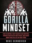 $0 eBook: Gorilla Mindset @ Amazon US/AU