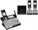 Vtech 15850 Cordless Phone Triple Pack + Range Extender for $117 (Was $199) @ Harvey Norman