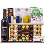 Easter Hamper with Mitchelton Shiraz and Ferrero Chocolates (19L011) $29.35 Delivered (Normally $66) @ Hamper World