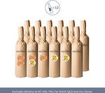 67% off Premium Wine Mixed Mystery 12 Pack $120 + Free Delivery @ The Gourmet