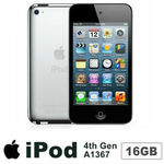 [Refurbished] Apple iPod Touch 4th Gen 16GB A1367 Black $66.50 Delivered @ Ozauctionbroker eBay