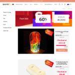 Eco-Friendly Aurora LED Light Bulb AU $13.20 (Was AU $32.99) @ Dayroom