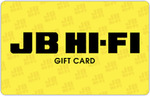 5% off JB Hi-Fi Gift Cards @ PayPal Digital Gifts on eBay