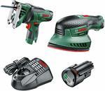 Bosch Cordless Bundle: Sander and Jigsaw (1 Battery, 10.8 Volt) $125.00 Delivered @ Amazon AU