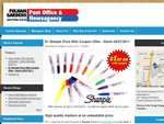 $1 Sharpie Price Blitz Coupon Offer  [SA - In Store Only ][Requires Email Subscription]