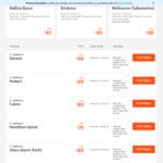 Mel ⇄ Adl $55, Mel ⇄ G Coast $69, Syd ⇄ Bris $65, Per ⇄ Mel $139, Newcastle ⇄ Gold Coast $45, Syd ⇄ Uluru $89 & More @ Jetstar