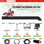 Free Metro Shipping on Selected TV's, Accessories, and Gadgets @ Soniq Direct
