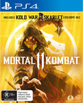 [PS4, XB1] Mortal Kombat 11 Standard+ Edition $28/Preowned $23 Pickup or Delivery @ EB Games