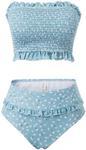 55% off Women's 2 Pieces Set Swimwear $11.20 USD (~$17) | Women's T-Shirt $6.99 USD (~$10) + Free Shipping from Kate Kasin