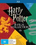 Harry Potter: 8-Film Collection - DVD - $29.92, Blu-Ray - $51.98 + Delivery ($0 with Prime/ $39 Spend) @ Amazon AU