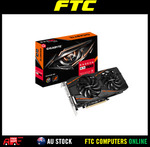 Gigabyte RX 590 8GB Gaming $239.20 Shipped @ FTC eBay
