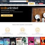 Kindle Unlimited 3 Months $0.99 @Amazon AU