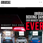 Up to 60% off Zero Offset Car Lip Kits/Body Kits (e.g. Weathershields $100 (Were $125)) + More @ Zero Offset