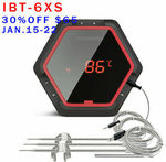 Inkbird IBT-6xs 4 Probes: Bluetooth Wireless Meat Thermometer $65 Delivered @ Inkbird eBay