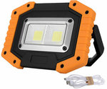 30W COB LED Outdoor IP65 Waterproof Light - AU Stock $8.59 US (~$12.87 AU) Delivered @ Banggood