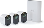 NetGear Arlo Ultra 4k Wire Free Security System 3 Cameras and Smart Hub $1,059 (RRP $1,399) - Free Shipping @ DeviceDeal