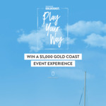 Win a Gold Coast Event Holiday Package of Choice Worth Up to $6,000 from Destination Gold Coast