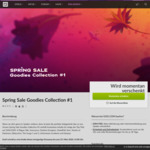[PC] Free - Spring Sale Goodies Collection #1 @ GOG