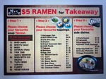[QLD] $5 Ramen (Soup + Noodles Only) @ Genkotsu Ramen Toowong and Runcorn